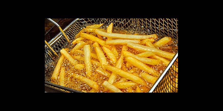 Que faire si votre friteuse prend feu?