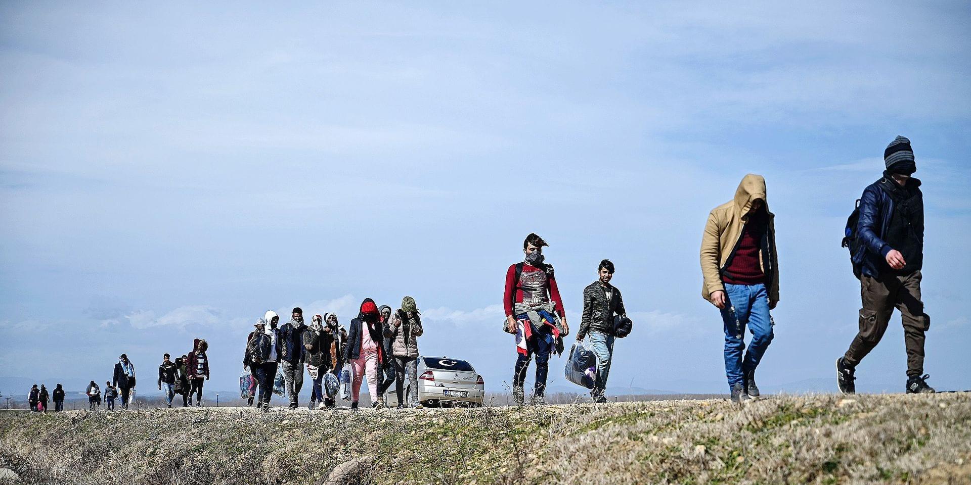 Les Européens qui aident les migrants, passibles de poursuites