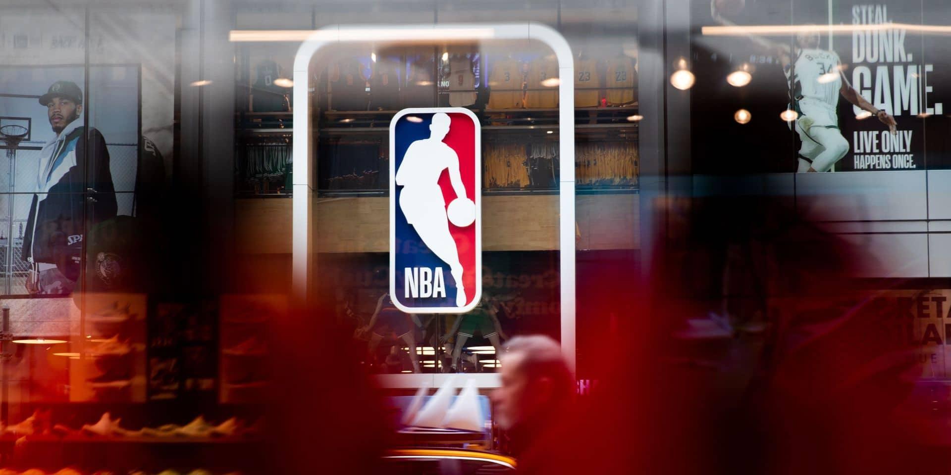 """NBA: un joueur du Magic positif au Covid-19, ses équipiers ont rejoint la """"bulle"""" d'Orlando"""